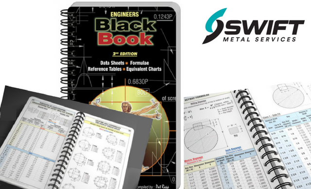 Quality.Manufacturing.Partnerships. Swift Metal Services The Engineers Black Book